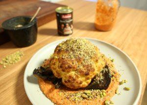 Whole Cauliflower recipe - The Cooks Pantry