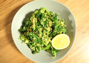 Green Couscous Salad recipe - The Cooks Pantry
