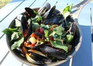 Mussles recipe - The Cooks Pantry