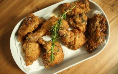 Pollo Impanato