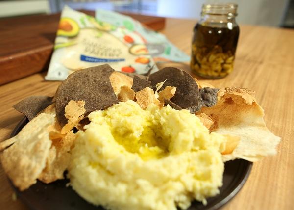 Potato Skordalia recipe - The Cooks Pantry