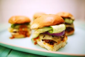 2011 Harrissa Lamb Burgers recipe - The Cooks Pantry