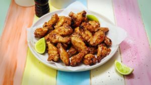 2036 Indonesian Black Pepper Chicken Wings recipe - The Cooks Pantry
