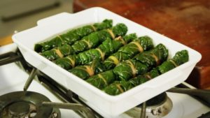 2037 Silverbeet Rolls recipe - The Cooks Pantry