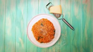 2039 Roasted Tomato Risotto recipe - The Cooks Pantry