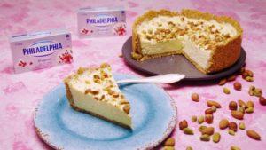 2145 White Chocolate Cheesecake with Dukkah Crumb recipe - The Cooks Pantry