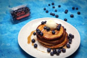 2152 Blueberry Pancakes recipe - The Cooks Pantry