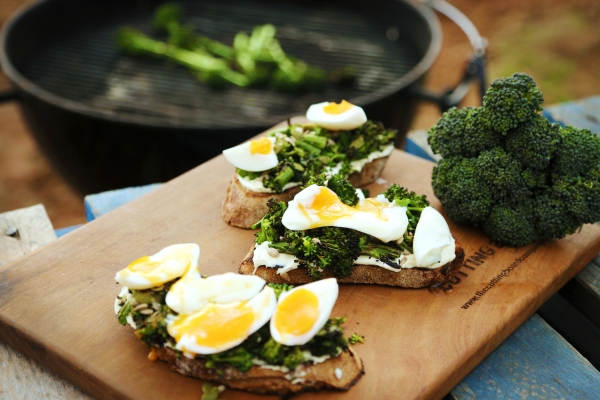2175 Broccoli Farmers Breakfast recipe - The Cooks Pantry