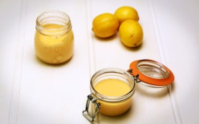 Microwave Lemon Curd
