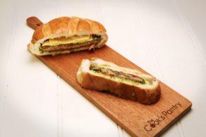 2195 French Picnic Sandwich (Pan Bagnet) recipe - The Cooks Pantry