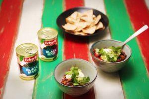 2201 Blackbean Chilli Bowls recipe - The Cooks Pantry