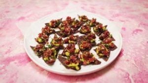 2038 Tuna Tostadas recipe - The Cooks Pantry