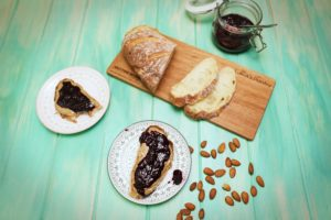 2077 Quick Blueberry and Chia Jam recipe - the cooks pantry