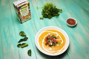 2158 Thai Pumpkin and Carrot Soup recipe - the cooks pantry