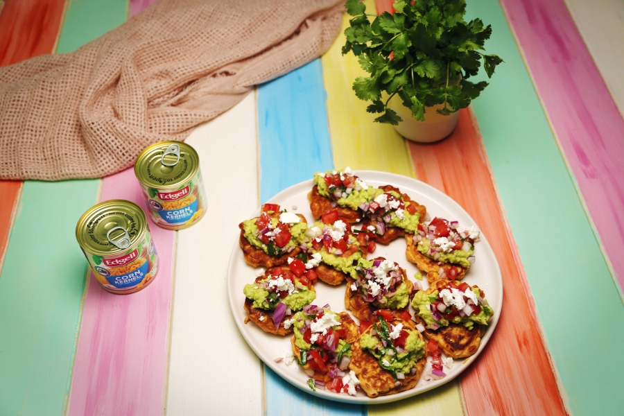 Mexican Corn Fritters