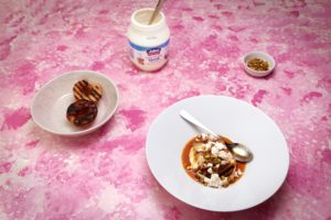 2179 Char-grilled Peach Eton Mess recipe - The Cooks Pantry