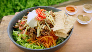2239 Beef Taco Bowls recipe - the cooks pantry