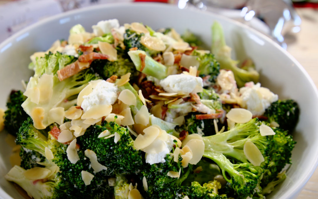 Sashi's Broccoli Salad