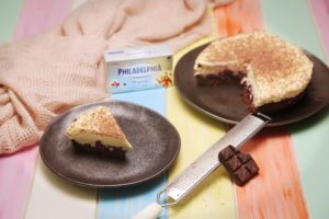 10. 2107 Black Forest Cheesecake recipe - the cooks pantry