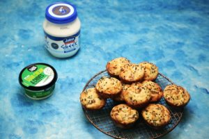 10. 2219 Bacon Cheese _ Chive Muffins recipe - the cooks pantry