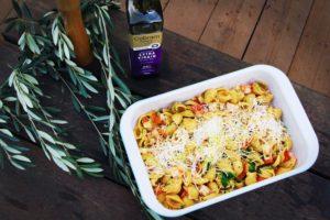 12. 2066 Prawn Pasta recipe - the cooks pantry