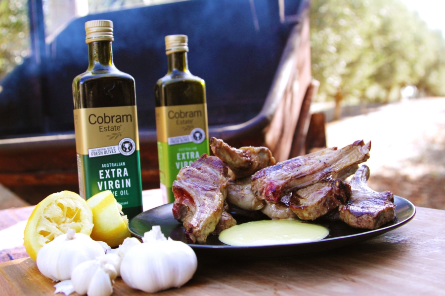 2053 Grilled Lamb Cutlets recipe - the cooks pantry
