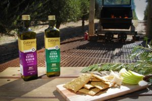 2062 Rosemary and Fennel Flat Breads (Lavosh) recipe - the cooks pantry