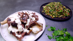 2080 Spiced Lamb Shoulder recipe - the cooks pantry