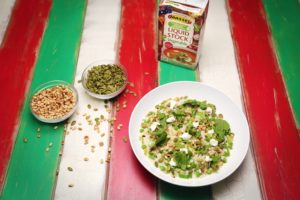 2154 Spring Risotto recipe - the cooks pantry