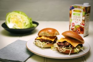2157 Pulled Beef Burgers recipes