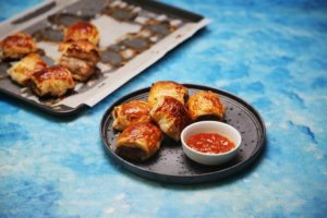 2250 Sausage Rolls recipe - the cooks pantry