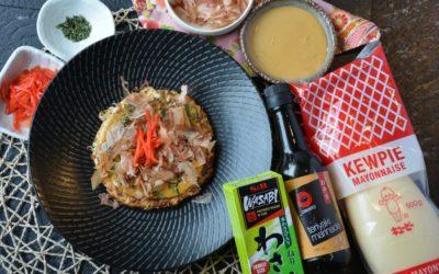 Okonomiyaki –  Japanese Style Savoury Pancake