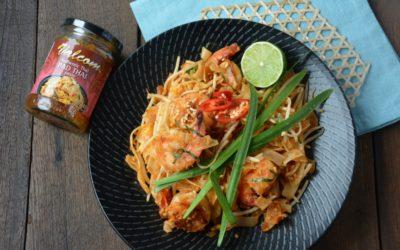 Pad Thai Stir Fry Noodles