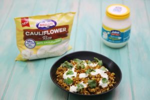 2296 10 Minute Cauliflower recipe - the cooks pantry