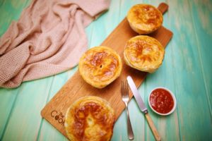 7. 2012 Classic Chicken Pot Pies recipe - the cooks pantry