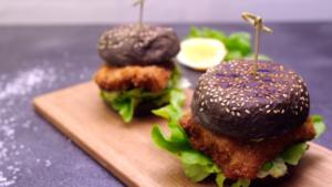 7. 2090 Crispy Fish Burger 2 recipe - the cooks pantry