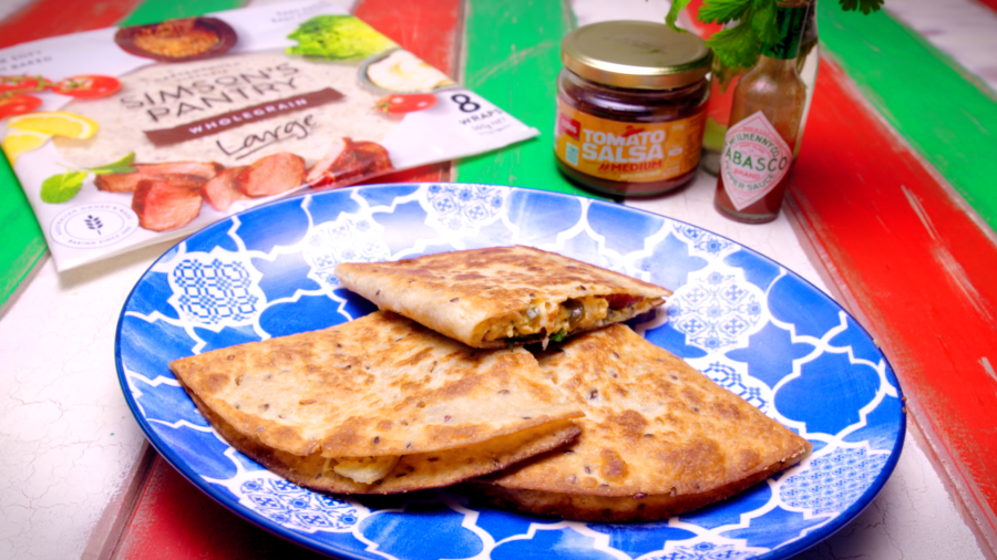 7. Quesadillas recipe - the cooks pantry