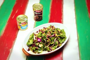 9. 2202 Mexican Bean and Cous Cous Salad recipe - the cooks pantry