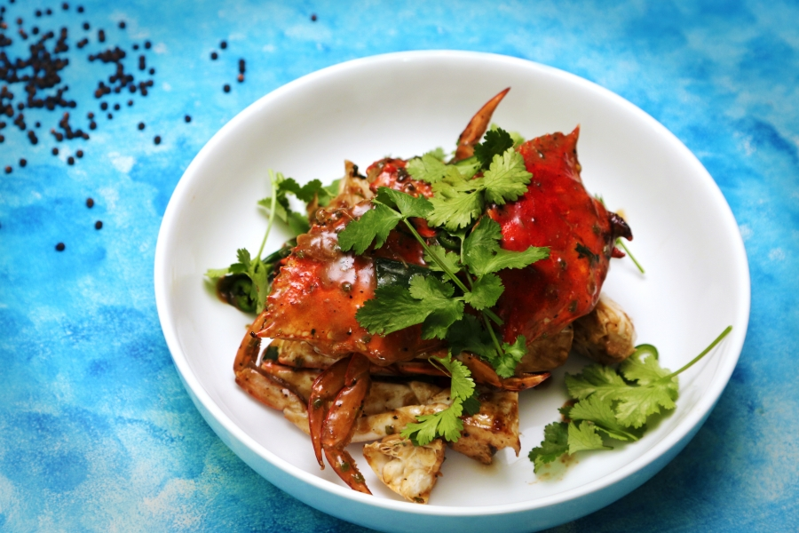 9. 2212 Black Pepper Crab recipe - the cooks pantry