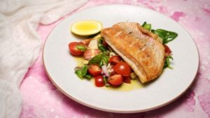 the cook's pantry, channel 10, seafood recipes