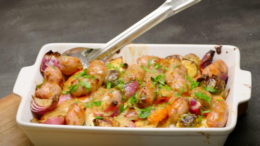 Traybake recipe - the cooks pantry