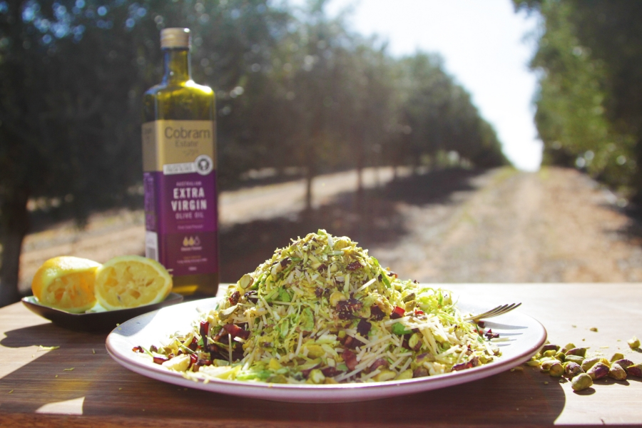13. 2055 Shaved Brussels Sprout Salad recipe - the cooks pantry