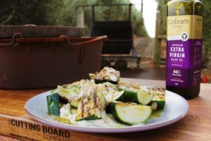 2064 Grilled Zucchini with Smoked Ricotta and Zaatar recipe - the cooks pantry