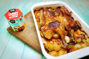 2074 Spicy Roast Chicken recipe - the cooks pantry