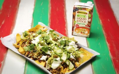 Not Your Average Nachos