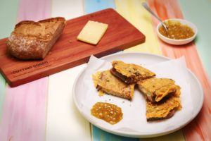 2210 Ultimate Cheese Toastie recipe - the cooks pantry