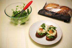 2222 Smashed Peas recipe - the cooks pantry