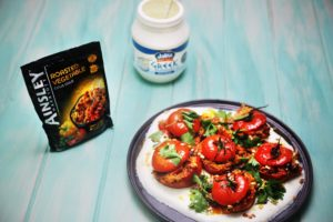 2255 Stuffed Tomatoes v1 recipe - the cooks pantry