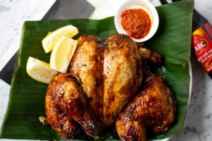 R01484_Indonesian_Roast_Chicken recipe - the cooks pantry