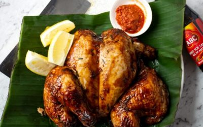 Indonesian Roast Chicken